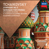 Philharmonia Orchestra - Tchaikovsky: Symphony No.5; Serenade for Strings