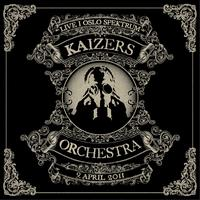 Kaizers Orchestra - Live i Oslo Spektrum 9. april 2011