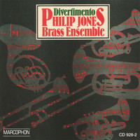 Philip Jones Brass Ensemble - Divertimento