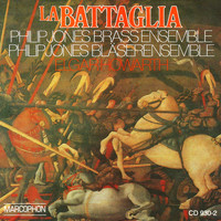 Philip Jones Brass Ensemble - La Battaglia
