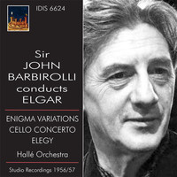 John Barbirolli - Sir John Barbirolli conducts Elgar