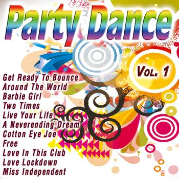 The Party Band - Party Dance Vol.1