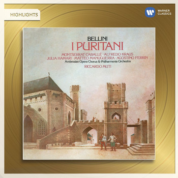 Riccardo Muti - Bellini: I puritani (highlights)