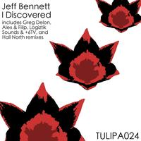 Jeff Bennett - I Discovered