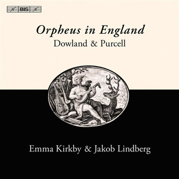 Emma Kirkby - Orpheus in England