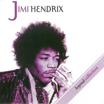 Jimi Hendrix - Jimi Hendrix (Legend Collection)