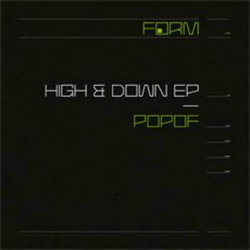 Popof - High & Down EP