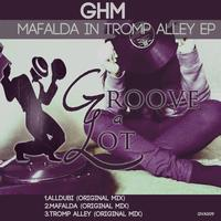 GHM - Mafalda In Tromp Alley