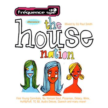 Various Artists - The House Nation (Mixed By DJ Paul Smith)