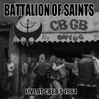 Battalion Of Saints - CBGBS 1984