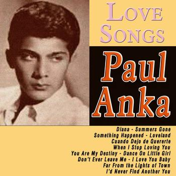 Paul Anka - Love Songs
