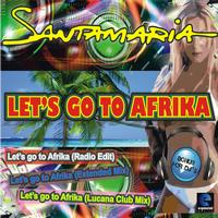 Santamaria - Let's Go To Afrika