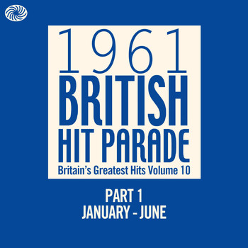 Various Artists - 1961 British Hit Parade: Part 1