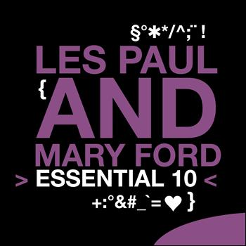 Les Paul - Les Paul and Mary Ford: Essential 10