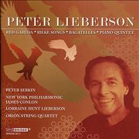 Peter Serkin - Peter Lieberson - Red Garuda