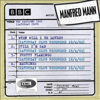 Manfred Mann - BBC Sessions (Saturday Club Recorded 1966)