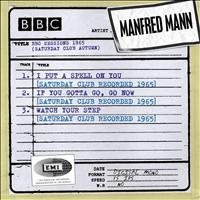 Manfred Mann - BBC Sessions (Saturday Club Recorded Autumn 1965)