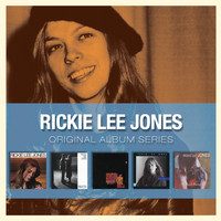 Rickie Lee Jones - Original Album Series (Explicit)