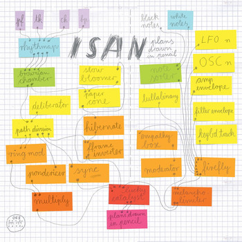 Isan - Plans Drawn In Pencil