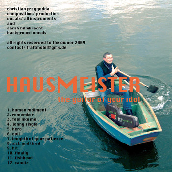 Hausmeister - The Guitar Of Your Idol