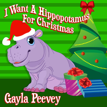 Gayla Peevey - I Want a Hippopotamus for Christmas - EP