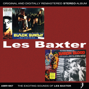 Les Baxter - OST Black Sunday & OST Baron Blood