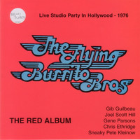 Flying Burrito Brothers - The Red Album