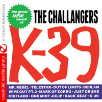 The Challengers - K-39 (Remastered)