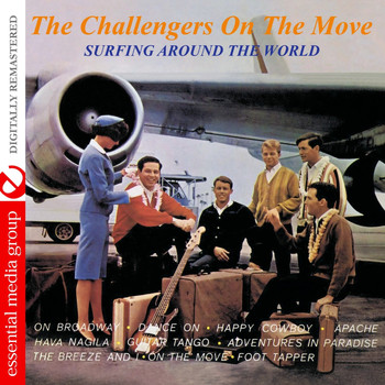 The Challengers - On The Move (Remastered)