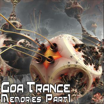 Various Artists - Goa Trance Memories Part 1
