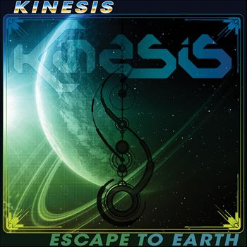 Kinesis - Kinesis - Escape To Earth EP