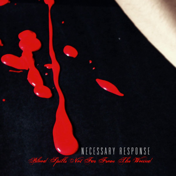 Necessary Response - Blood Spills Not Far From the Wound