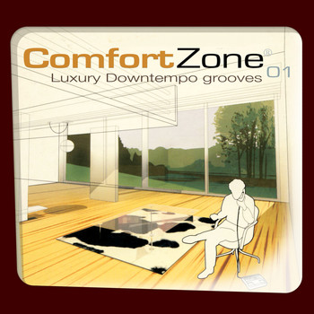 Various Artists - Comfort Zone 01 - Luxury Downtempo Grooves ( Digitally Remastered Version )
