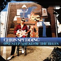 Chris Spedding - One Step Ahead Of Blues (Digitally Remastered Version)