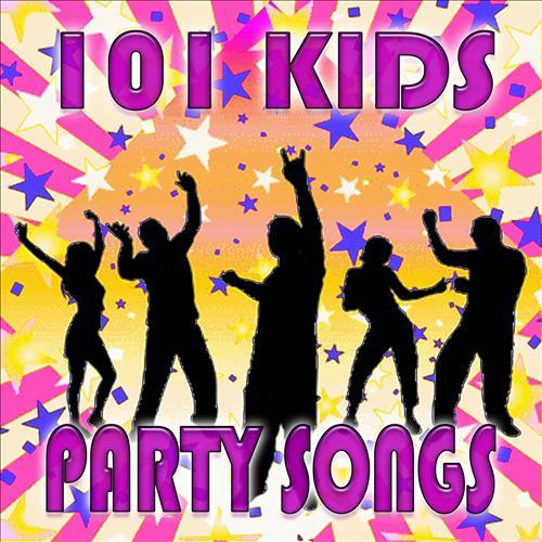 Kids Party DJ's MP3 Track Jennie Jenkins