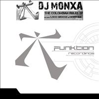 Dj Monxa - The Colombian Rules EP