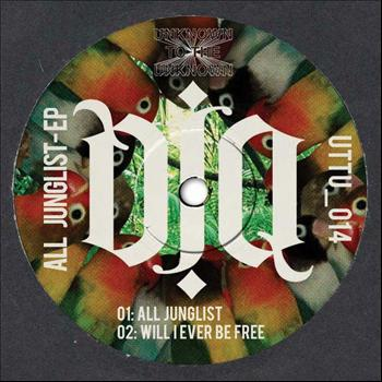 DJ Q - All Junglist EP