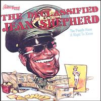 Jean Shepherd - The Declassified Jean Shepherd
