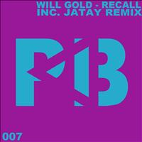 Will Gold - Recall