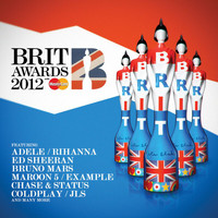 Various Artists - The BRIT Awards 2012