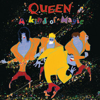 Queen - A Kind of Magic (Deluxe Remastered Version)