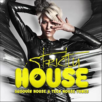 Various Artists - Strictly House - Groovin House & Tech House Tunes (Vol. 4)