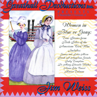 Jim Weiss - Women in Blue or Gray: True Stories from Both Sides of the American Civil War