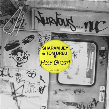 Sharam Jey & Tom Breu - Holy Ghost!