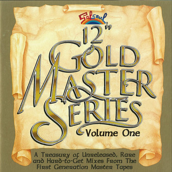 "Various Artists - 12"" Master Series Vol. 1"