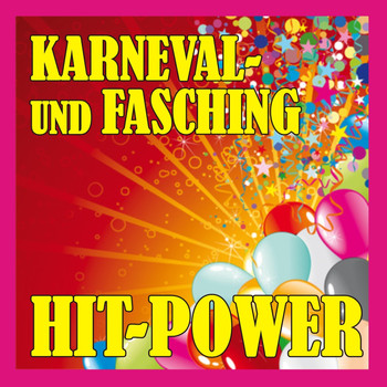 Various Artists - Karneval- und Fasching Hitpower 2012