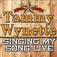 Tammy Wynette - Singing My Song Live