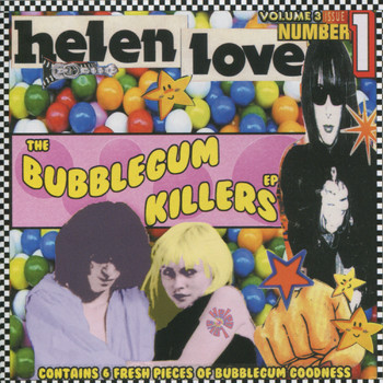 Helen Love - The Bubblegum Killers - EP