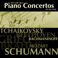 Julius Katchen - The Very Best Piano Concertos Of All Time