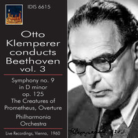 Otto Klemperer - Otto Klemperer Conducts Beethoven, Vol. 3